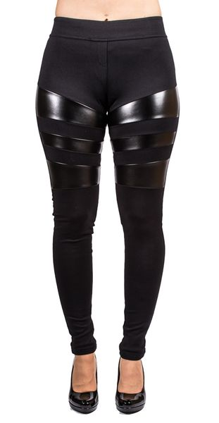 B.B push up leggingsit wetlook raidoilla